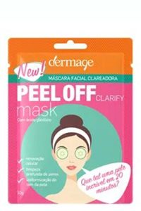 Máscara Dermage Peel Off Clarify: ação clareadora