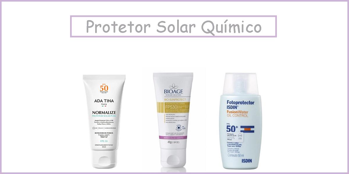Protetor solar físico e químico: qual a diferença?- Dicas da Jaque