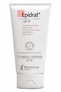 Epidrat Calm hidratante: especial para peles sensíveis