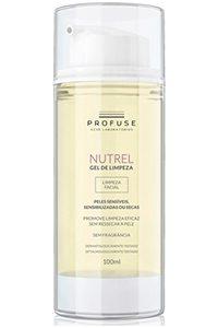 Nutrel Gel de Limpeza Profuse: pele sensível ou seca