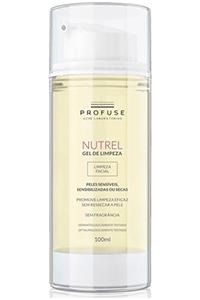 Nutrel Gel de Limpeza Profuse: pele sensível ou seca- Dicas da Jaque