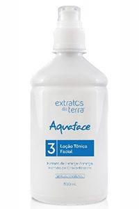 Tônico facial  Extratos da Terra- Aquaface