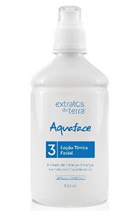 Tônico facial Extratos da Terra- Aquaface- Dicas da Jaque
