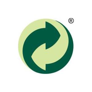 reciclável (green dot)- Dicas da Jaque