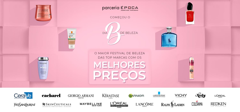 Promoção de parceria Época Cosméticos com Dicas da Jaque