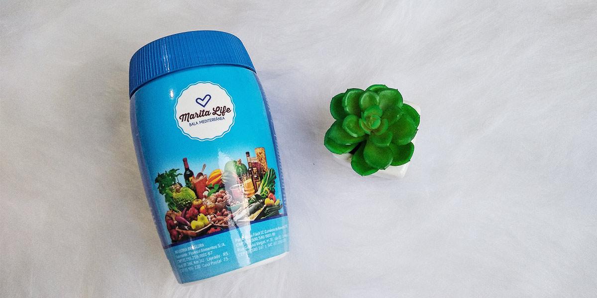 Balas Mediterrâneas Marita Life- rica em vitaminas- Dicas da Jaque